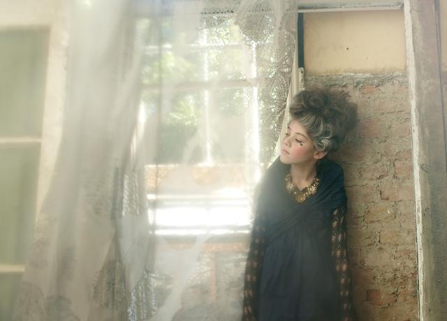 Fashion Photography Malin Ngoie